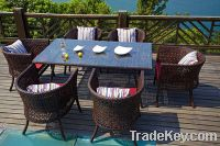Sell  FT-2046 wicker Dining Room Set outdoor garden furniture