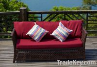 Sell FT-1050 outdoor Garden wicker Sofa