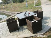 Sell FT-S2018 Outdoor/Rattan/Garden Furniture/dinning room sets