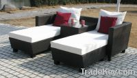 Sell Outdoor Rattan Furniture Wicker Sofa FT-S1022