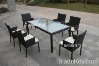 Sell FT-S2001 WICKER DINING ROOM FURNITURE