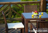 Sell FT-2058 RATTAN DINING ROOM SETS OUTDOOR FURNITURE