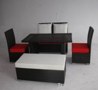 Sell Outdoor/Rattan/Garden Furniture/dinning room sets FT-A104