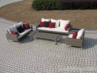 Sell Outdoor Rattan Furniture Wicker Sofa FT-S1019