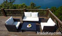 Sell FT-1056 Garden rattan wicker furniture sofa sets