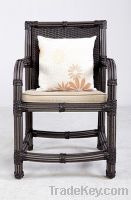 Sell dinner chair dining chair rattan/wicker chair FT2119