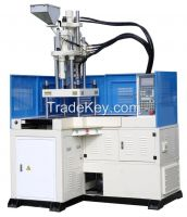 right-angle vertical injection molding machine