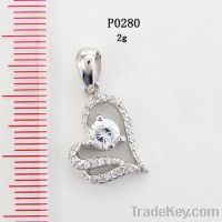 Sell siver pendants