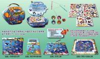 Sell Fishing and Monopoly Magnetic Game