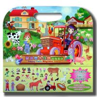 Happy Farm Magnetic Game