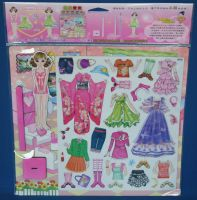 Dressy Model-Tiantian Magnetic Game