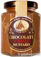 Speciality Mustard - Chocolate Chilli Mustard