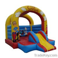 Sell the simpsons inflatable bouncer house