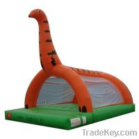Sell dinosaur inflatable bouncer