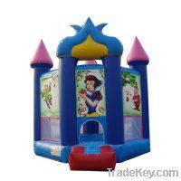 Sell inflatable Disney princess moonwalk