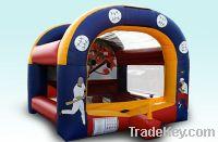 Sell base ball inflatable game