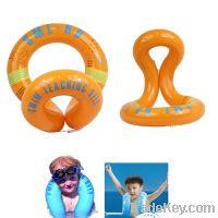 Sell Inflatable Swim Ring for swiming beginner