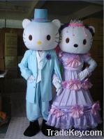 Sell HELLO KITTY mascot costumes
