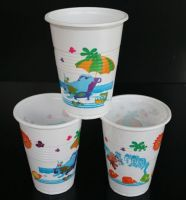 Sell disposable printed cups