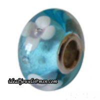 Wholesale Pandora Murano Glass Beads IB-B 004