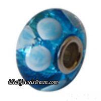 Wholesale Pandora Murano Glass Beads IB-B 006