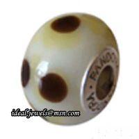 Wholesale Pandora Murano Glass Beads IB-B 012