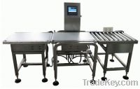 Sell Heavy Duty Check Weigher for Bigger weight box, bag, barrel packs