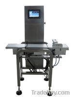 Sell high speed check weigher for food, chemical, pharmaceutical, rubbe