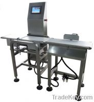 Sell online checkweigher for weight checking and sorting