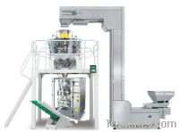 Sell food packing system, packing line