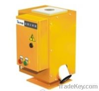 Sell tunnel type metal detector for recycliing plastic products