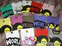 Different Colors t-shirts with print