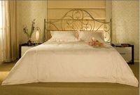 hotel textilw-jacquard bed lilen