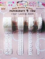 paper craft lace border