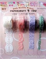 Sell paper lace border