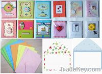Sell cards and envelopes