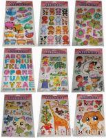 Sell puffy sticker