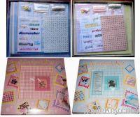 Sell scrapbook kit