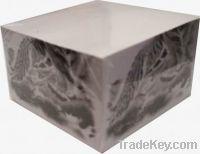 Sell memo cube