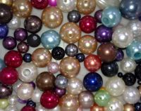 imitation pearl beads