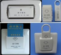 Sell 118 hotel card switch