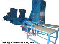 Automatic Ball fiber pillow filling machine