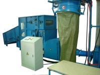 Sell Automatic fiber opening & filling machine