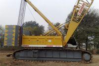 cheap Sell used crawler crane 200t 250t 280t 300t Liebherr, Demag, etc