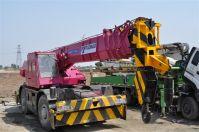 sell used tadano rough terrain crane 50t  50 ton TR500M