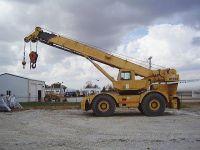 Sell Used Grove Terrain Crane