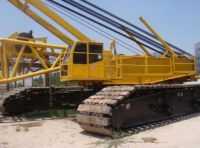 Sell used Demag crawler crane 500t used Demag cc2500 500t 500 ton