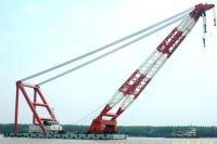 Sell new-built 1200t floating crane 1200 ton
