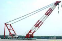 new floating crane 1200t 1200 ton cheap
