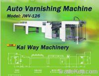 Sell Auto Varnishing Machine